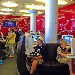 Интернет-кафе Кромов