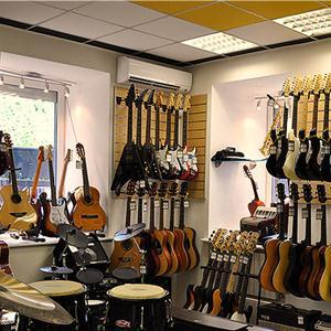 Музыкальные магазины Кромов