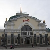 Железнодорожные вокзалы в Кромах