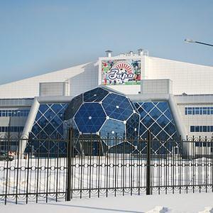 Спортивные комплексы Кромов